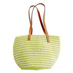 madewell beach bag