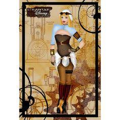 Disney Steampunk Cinderella