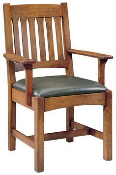 STICKLEY cottage arm chairs - Collector Quality Furniture Since 1900