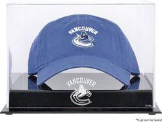 Vancouver Canucks Acrylic Cap Logo Display Case