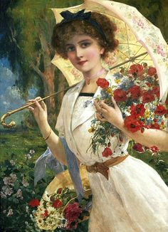 FRENCH PAINTERS: Emile VERNON