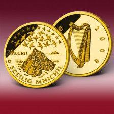 Goldmünze 20 Euro Irland 2008