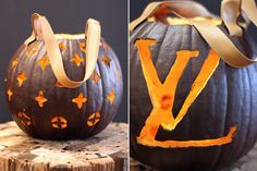 "LOL. ""Designer"" Pumpkins"