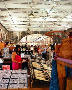 Charleston City Market, South Carolina by StGrundy