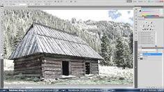 Instantní sníh [Photoshopové Orgie]