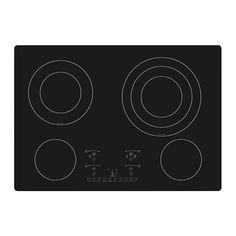 NUTID 4 element glass ceramic cooktop IKEA 5-year Limited Warranty. Read about the terms in the Limited Warranty brochure.