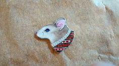Hey, I found this really awesome Etsy listing at https://www.etsy.com/listing/213251501/christmas-knitwear-mouse-brooch