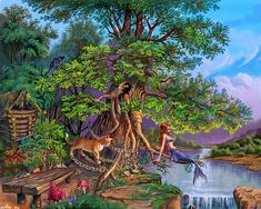 PENDALDAL Magazine: У Лукоморья дуб зелёный / An oak tree greening by the ocean