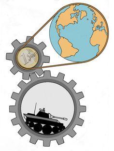 Dinheiro http://blog.cartoonmovement.com/2013/10/new-cartoonist-alessio-atrei.html