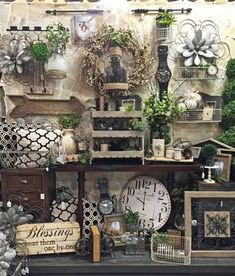 Beautiful details that you can add any where in your home to make it have this natural feel.