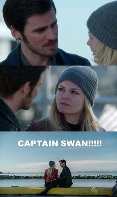 "#OnceUponATime 4x21 ""Mother"" - Emma and Hook"