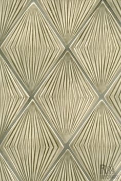 The Voltaire tile is a must have for a modern handcrafted backsplash- by Red Rock Tileworks