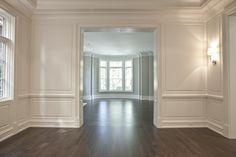 stunning old white room