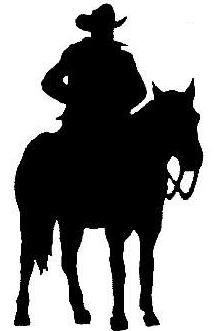 DJ Classic's Silhouette's for Western Home Decor