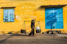 What Réhahn loves most about Vietnam is it is a mosaic of contrasts. Many of the 54 ethic ...