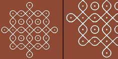 40 Best Rangoli Dots Designs – Part 2   Lets Create Crafts