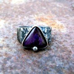 Prsten - sugilit