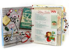 Stitch in Time blog :: Love this Holiday Checklist for the front page