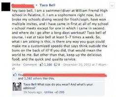 Good Guy Taco Bell