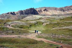 Tricot-trek au pays des Elfes « Tricoteuse d'Islande