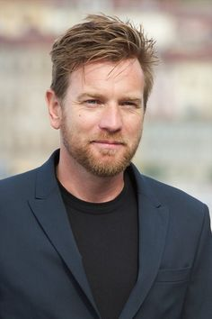 Ewan McGregor-remember him from star wars?? Loved him in it! I have so many ideas if who he could be I can't name them all...so guess what my ideas are.