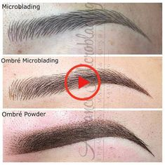 Just like recently I had a blond crush, and am still thinking of going blonde. I have now decided to have my brows micro-blended… Permanent Makeup Eyebrows, Eyebrow Makeup, Going Blonde, Brow Color, Brow Shaping, Perfect Brows, Brows On Fleek, Make Up, Editorial
