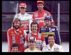 Class of 85 ,nascar Jeff Gordon Nascar, The Intimidator, Nascar Champions, Nascar Race Cars, Race In America, Kevin Harvick, Tony Stewart, Dale Earnhardt Jr, Grand National
