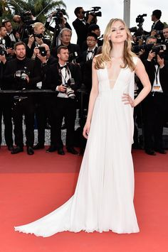 Erin Moriarty (Cannes 2016)
