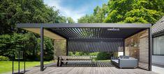 Pergola - A multifunkcionális teraszárnyékoló - Krüllung Árnyékolástechnika Pergola, Outdoor Decor, Home Decor, Lounge, Outdoors, Modern, Homemade Home Decor, Airport Lounge, Drawing Rooms
