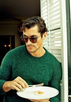 David Gandy for Esquire Magazine (September 2014) ~ David James Gandy