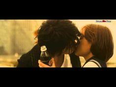 The Liar and His Lover - Takeru Sato & Sakurako Ohara bridge kiss scene woooooooo~~~~~~~~~~~hhh