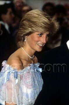 May 23, 1983: Princess Diana and Prince Charles at the Royal Albert Hall to attend the Centenary Concert by the Royal College of Organists which was granted its Royal Charter a century ago.