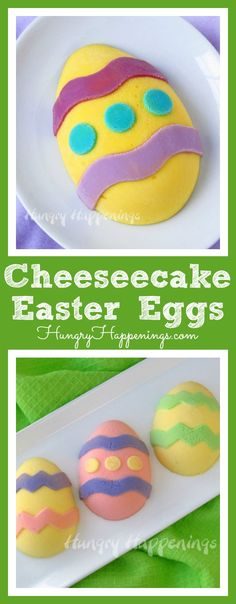 I have always loved cooking projects where you can make your treat in your own way! This Easter have fun in the kitchen with your kids and teach them How to Paint Cheesecake Easter Eggs! They are beautiful and delicious desserts.