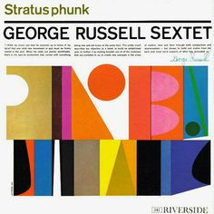 Stratus Phunk (George Russell Sextet) album cover by...