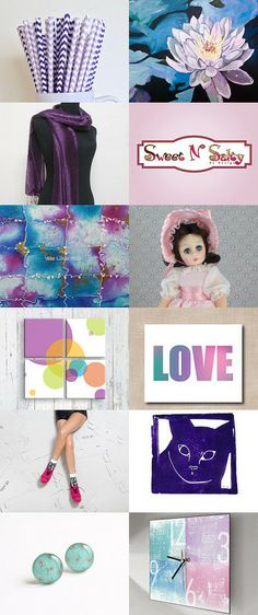123 : Pastel  by Elinor Levin on Etsy--Pinned with TreasuryPin.com