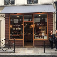 The story behind this bakery is incredible #USCDeliciousFrance2016 #bread #poilane