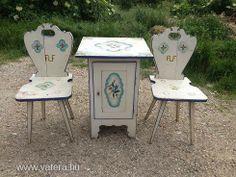 Mesebeli,népies komód,éjjeli szekrény vagy asztal - 3850 Ft - Nézd meg Te is Vaterán - Komód - http://www.vatera.hu/item/view/?cod=1902163493