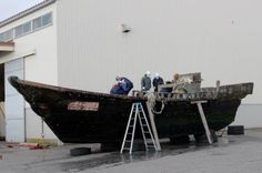 Japan is investigating nearly a dozen suspicious boats recently found drifting off the country's coastline, some with decaying bodies aboard, officials said Friday, as media speculated they came from North Korea. At least 11 cases involving wooden boats -- some badly damaged -- with 20 bodies on board have been reported during October and November, a coastguard spokesman told AFP. On Tuesday, one of the boats was pulled ashore at Fukui port after three sets of remains were found inside when…