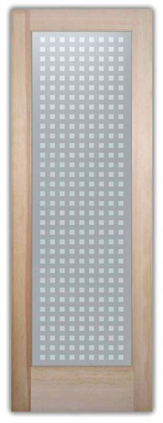 squares door private glass doors squares pattern etched frosted glass door privacy glass by sans
