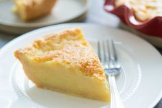 Meyer Lemon Buttermilk Pie Recipe from fifteenspatulas