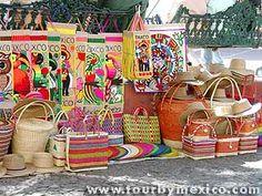 Craft vendors in the Plaza Borda, Taxco.  http://www.tourbymexico.com/guerrero/taxco/taxco.htm