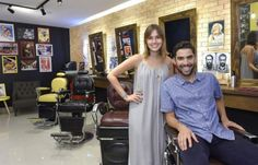 decoracao-de-barbearia-vintage-antiga