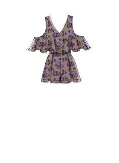 M7608 | McCall's Patterns  Jumpsuits & Dresses