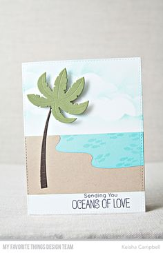 Time to start the MFT's MAY new release countdown. New today-Beach Scene Builder die-namics, Beach Bunnies stamps & die-namics, Bold. Graduation Cards Handmade, Greeting Cards Handmade, Cloud Stencil, Beach Cards, Window Cards, Mft Stamps, Stamping Up Cards, Diy Cards, Homemade Cards