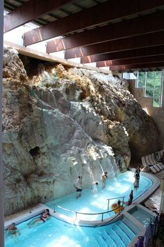Miskolc-Tapolca- Cave bath- Barlang fürdő Hungary- way to budapest Places Around The World, Oh The Places You'll Go, Places To Travel, Places To Visit, Around The Worlds, Vacation Trips, Dream Vacations, Hungary Travel, Budapest Travel