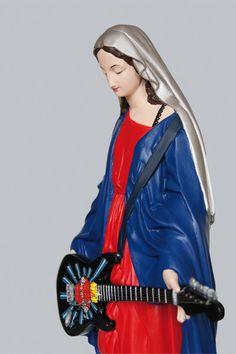 Marie Rockstar (Rockstar Mary) by Soasig Chamaillard (2011)
