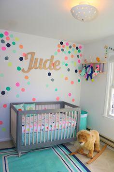 An Oh Joy for Target nursery by Elizabeth Doo-Dah!