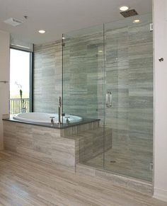 Tired of your small, dark and uninspiring bathroom? Well, there's no better time to give your small bathroom a fresh look. Small bathroom design is finally stepping out of the cookie… Continue Reading → Bathroom Layout, Bathroom Interior Design, Small Bathroom, Bathroom Ideas, Shower Ideas, Bath Ideas, Neutral Bathroom, Bathroom Modern, Bath Tub Tile Ideas