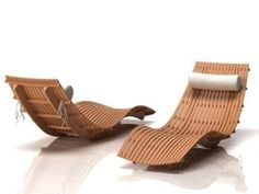 model by Design Connected Unopiu Swing Lounge chairs computer generated model. Produced by Design Connected. Produced by Design Connected. Diy Garden Furniture, Timber Furniture, Modern Outdoor Furniture, Custom Furniture, Furniture Design, Pool Lounge Chairs, Outdoor Chairs, Plywood Projects, Futuristic Furniture