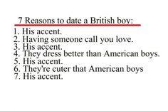http://instyletoday.co.uk/ . Piccsy :: 7 Reasons to Date a British Boy:
